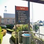 Directions at Taree Station
