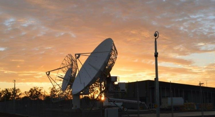 LTSS Base Station: Sunset