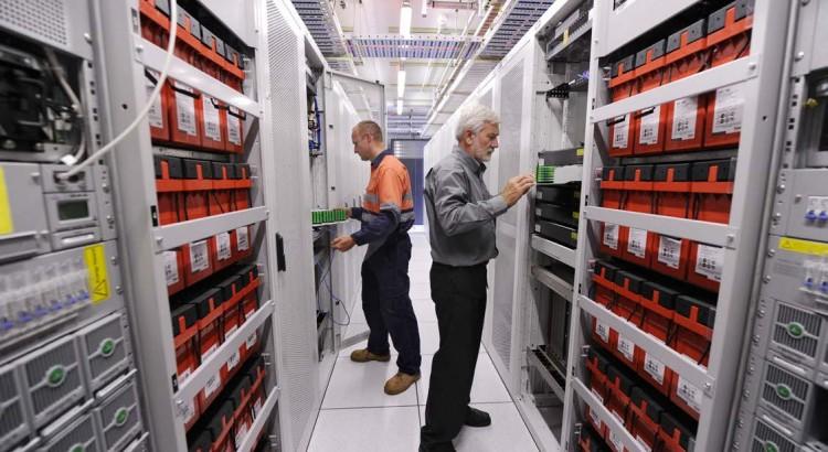 NBN technicians
