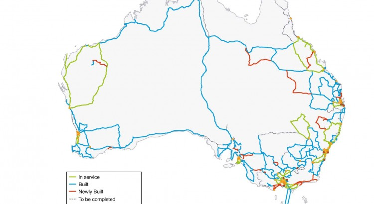 NBN Co's transit network