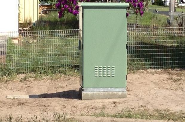NBN Fibre to the Node Trial at Umina Beach